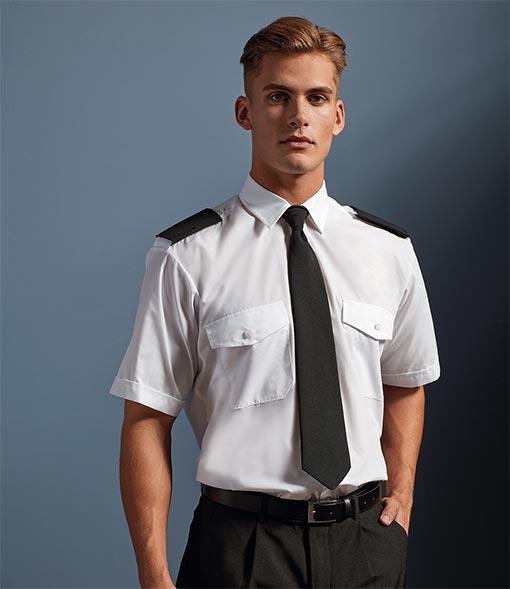 AW Supplies - branded staff uniforms